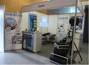 Cesva Exhibtion