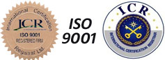 CERTIFICATE ISO 9001 : 2009